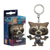 Funko Pocket Pop Keychain Guardians of the Galaxy Vol. 2 Rocket Bobble-H... - $6.48