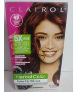 Clairol Herbal Essences - Color Me Vibrant 43 Deep Auburn - Spicy Cinnamon - $11.87