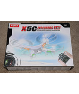 Syma X5c Explorers 2.4g 4ch 6 Axis Gyro RC Quadcopter Drone With HD Came... - $52.33