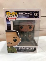 New Funko Pop Steve Hiller 281 Collectible Vinyl Figure - Independence D... - ₹671.83 INR