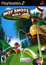 Hot Shots Golf Fore Playstation 2 PS2  Complete CIB - $8.53