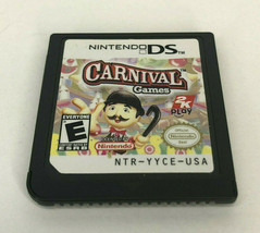 Carnival Games (Nintendo DS) Cart Only NDS - $3.99