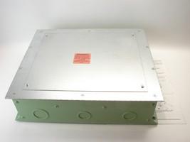 Wiremold RFB9-OG A/V FOUR-COMPARTMENT NINE-GANG ON-GRADE FLOOR BOX (B508) - $197.99