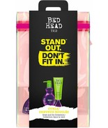 TIGI Bed Head Curly Hair Gift Set with Hydrating Oil and Curl Cream - $29.70