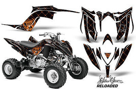 ATV Graphics Kit Decal Sticker Wrap For Yamaha Raptor 700R 2013-2018 REL... - $168.25