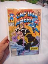 1992 Marvel Comics Captain America #410 VF- - $1.99