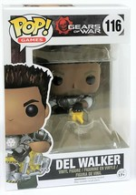 Funko Pop! Gears Of War Del Walker Vinyle Figurine Jouet - $16.00
