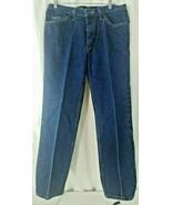 LEE (2008989) Men's Dark wash Regular Fit Denim Jeans, Size 32 x 30, VGUC - $19.79