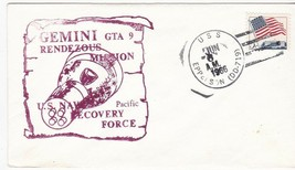GT-9 GEMINI RECOVERY FORCE USS EPPERSON JUN 6 1966 PACIFIC - $2.68