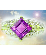 HAUNTED RING MASTER OF TIME EXTREME MAGICK MAGNIFICENT COLLECTION MAGICKAL - $777.77