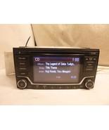 14 15 16 Nissan Sentra Radio Cd XM Bluetooth Player 28185-9MB0A LMN33 - $89.10
