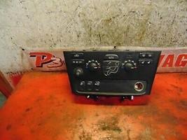 01 02 05 06 03 04 Volvo S60 heater temperature climate control switch unit  - $34.64
