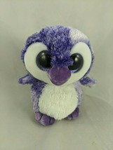 "Purple Penguin Plush 5.5"" Wild Republic Stuffed Animal Toy - $5.95"