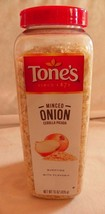 Tone's Minced Onion with Bay Leaf Pantry Pack Bundle Lot of 2 - $28.29