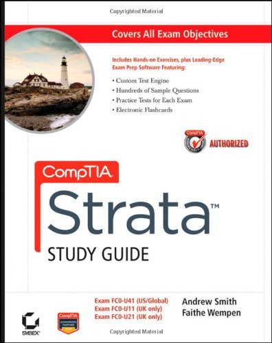 Primary image for CompTIA Strata Study Guide Authorized Courseware: Exams FC0-U41, FC0-U11, and FC