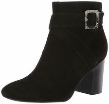 Aerosoles Women's Tall Order Ankle Boot 9.5 Black Suede - $93.76