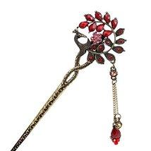 Retro Hair Decor Hair Stick Chinese-style Traditional Tassels Hair Clip Hair Pin - $11.49