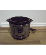Instant Pot Pressure Cooker Base Only Part WORKING WITH FLAW IP-LUX60 - $24.99