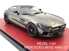 Revell Mercedes Benz AMG GT 1/24 Plastic model Finished product - $712.79
