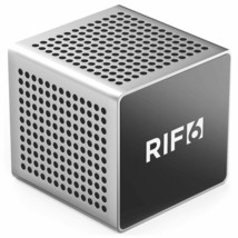 RIF6 Sound Cube  Bluetooth Rechargeable Portable Speaker - 12 Hour Playtime - $16.85 CAD