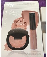 BECCA Shimmering Skin Perfector Rose Gold Glow On The Go Set NIB - $16.88