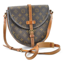 LOUIS VUITTON Monogram Chantilly MM Shoulder Bag M51233 LV Auth 8626 **S... - $360.00
