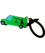 Bob's Burgers Wicked Witch Of The Pest Van Keychain - €4,28 EUR
