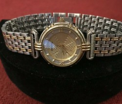 Fossil Vintage Unisex Prism Cut Crystal Watch PC-9597 - $23.27