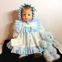 SUZANNE Lloyd Middleton Royal Vienna Doll Collection Signed # 149/300 - $169.75