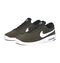 Nike SB Air Max Bruin Vapor Sequioa/White Golden Beige 882097 312 - $89.95