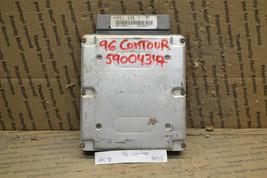1996 Ford Contour Engine Control Unit ECU 96BB12A650CF Module 405-6C8 - $13.99
