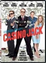 Dvd - Casino Jack Dvd - $7.11