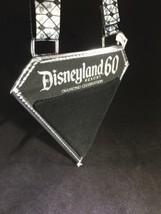 Disneyland 60th Anniversary Diamond Celebration D60 Trading Pin Lanyard & Pouch - $10.00