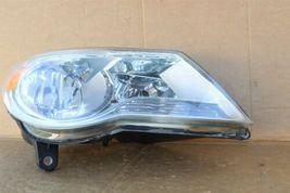 09-12 Volkswagen VW Routan Halogen Headlight Head Light Lamp Pssgr Right Side RH image 5
