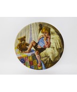 """Reco """"Diddle Diddle Dumpling"""" Collectible Plate - Mother Goose Series - $16.14"""