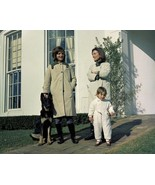 First Lady Jacqueline Kennedy with her sister Lee Radziwill New 8x10 Photo - $8.81