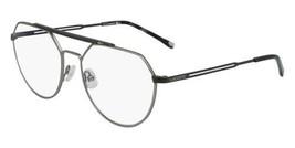 NEW L2256PC 035 Matte Light Ruthenium Eyeglasses 54mm with Case - $79.15