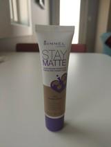 Rimmel London Stay Matte Liquid Mousse Foundation, Warm Beige 403 New - $8.86