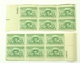 Puerto Rico Election Vintage USPS Postage Stamps 3 Cent, Unused, 12 Piec... - $2.99