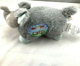 Nutty Elephant  Pillow Pets Pee Wee NWT Stuffed Animal Plush Toy - $40.00