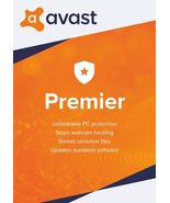 Avast Premier 2019 1 User 1 Year  Download Global Activation - $32.50