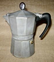 Vintage 3 Cup MOKA Pot GAT Espresso Coffee Maker Percolator Special Filt... - $49.99