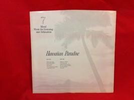 Reader's Digest Mood Music HAWAIIAN PARADISE Record #7 LP 33rpm - £6.55 GBP