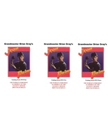 3 DVD Set Kung Fu Iron Palm Training a Complete Course by GM Brian Gray - $65.00