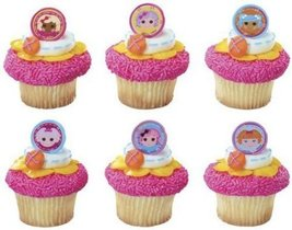 Quantumchaos 1 X 12 ~ Lalaloopsy Friends Together Rings ~ Designer Cake/... - $3.94