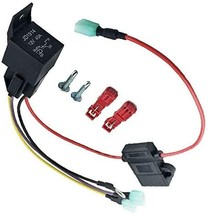 A-Team Performance 4 Headlights On High Beam Conversion Kit Compatible with 99-0 image 9