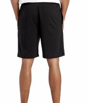 """IZOD Men's Lounge Sleep Shorts Size Large Black Sleepwear 9"""" Inseam Paja... - $18.69"""