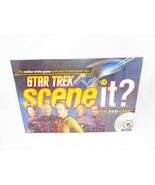 Star Trek Scene It? Game by Mattel 2009 Edition N0948 ~ NEW - $24.49