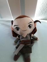 "Star Wars JEDI REY girl plush 8"" doll by Finko 2017 - $13.81"