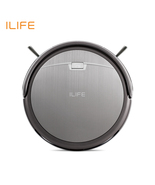 Ilife a4s robot vacuum cleaner with 1000pa power suction for thin carpet thumbtall